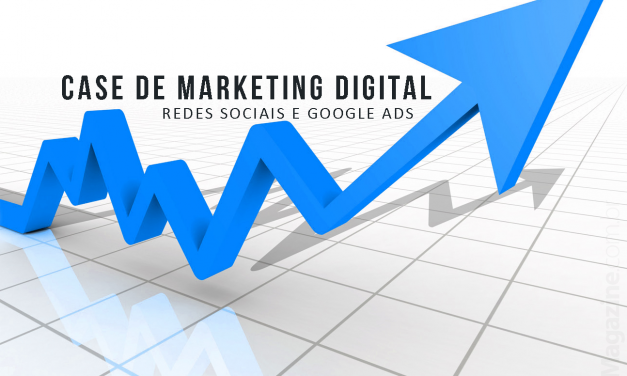 CASE DE MARKETING DIGITAL: REDES SOCIAIS E GOOGLE ADS